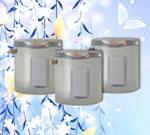 Bình nước nóng gia dụng điện Rheem - Vulcan. Model : 111025 / 101025