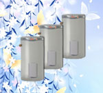 Bình nước nóng gia dụng điện Rheem - Vulcan. Model : 111250 / 101270