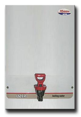 Bình đun nước sôi Rheem Lazer vỏ men trắng 5L - 40L