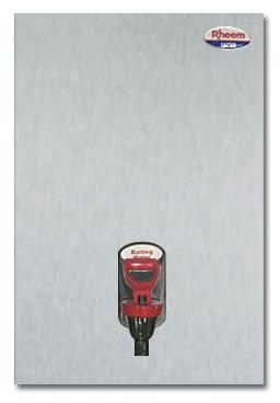 Bình đun nước sôi Rheem Lazer vỏ Inox 7L - 40L