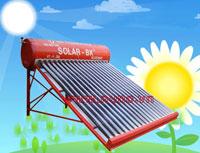 Máy nước nóng năng lượng mặt trời Bách Khoa SOLAR-BK-VT-V-300