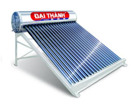 Máy nước nóng năng lượng mặt trời Đại Thành 130 lít  ĐT 58 - 12