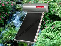 Máy nước nóng năng lượng mặt trời Ariston ECO FLAT CN 200/1 TT