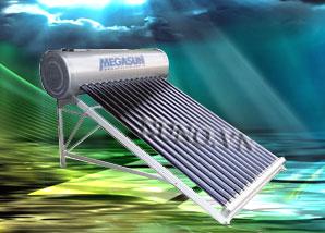 Máy nước nóng năng lượng mặt trời Megasun 58-1800-24-KAA