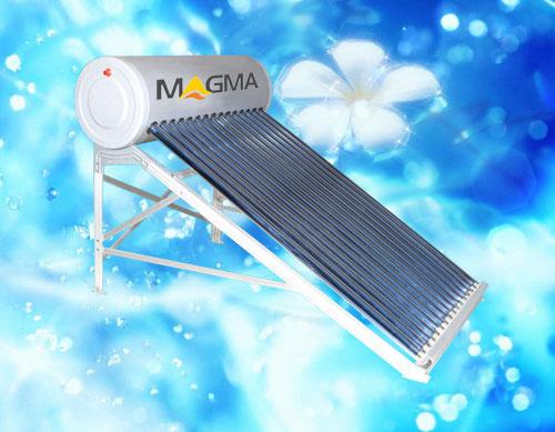 Máy nước nóng năng lượng mặt trời MAGMA. Model :  MAT-120A
