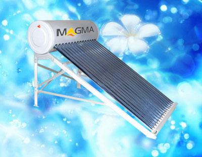 Máy nước nóng năng lượng mặt trời MAGMA. Model :  MAT-200A