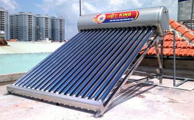 Máy nước nóng năng lượng mặt trời   Hotking 58 - 24