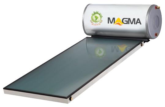 Máy nước nóng năng lượng mặt trời MAGMA Model MAP-200P