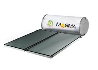 Máy nước nóng năng lượng mặt trời MAGMA Model MAP-300N