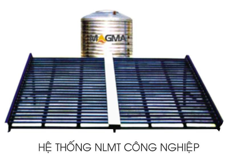 Máy nước nóng năng lượng mặt trời Magma - 1000L
