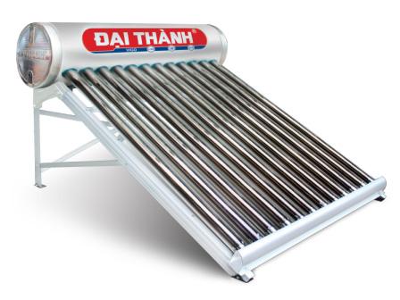 Máy nước nóng năng lượng mặt trời Đại Thành 160 lít  ĐT 58 - 15