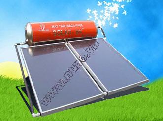 Máy nước nóng năng lượng mặt trời Bách Khoa SOLAR-BK-PPR-E-200