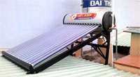 Máy nước nóng năng lượng mặt trời   Hotking 58 - 12